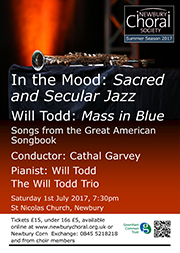 In the Mood: Sacred and Secular Jazz