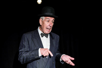 ...And This Is My Friend Mr Laurel