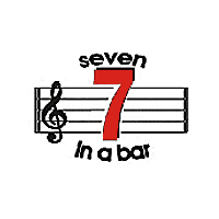 Seven in a bar